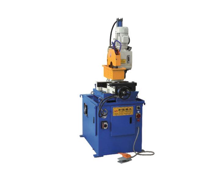 HVS400AC全油压半自动圆锯机